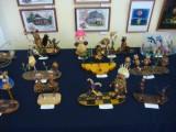 В Лесосибирске состоялось открытие персональной выставки Людмилы Ткачевой